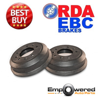 REAR BRAKE DRUMS for Landrover 109 Series *14.5mm stud holes* 1968-1981 RDA1750