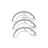 REAR BRAKE SHOES for Mazda Tribute All-Models 2001-2005 R1791 PAIR
