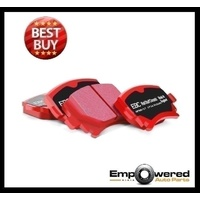 EBC RED STUFF CERAMIC BRAKE PADS for Subaru WRX STI 2002-2014 DP31210