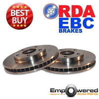RDA FRONT DISC BRAKE ROTORS for Buick Electra & Riviera 1991-1996 RDA7728