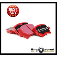 EBC RED STUFF FRONT BRAKE PADS for Commodore HSV VT VX VY VZ WH WK WL 1997-2006