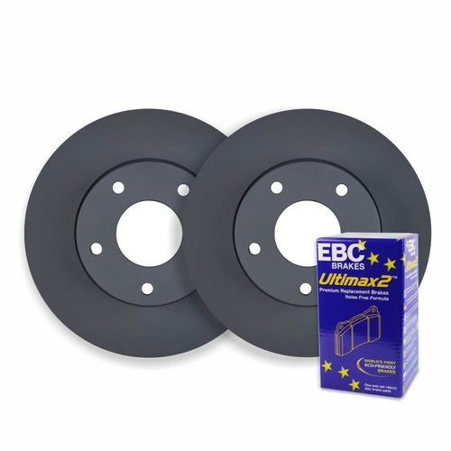Jeep J Series J20 1974-1990 FRONT DISC BRAKE ROTORS with 12 MTH WARRANTY-RDA998