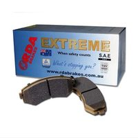 RDA EXTREME HEAVY DUTY BRAKE PADS